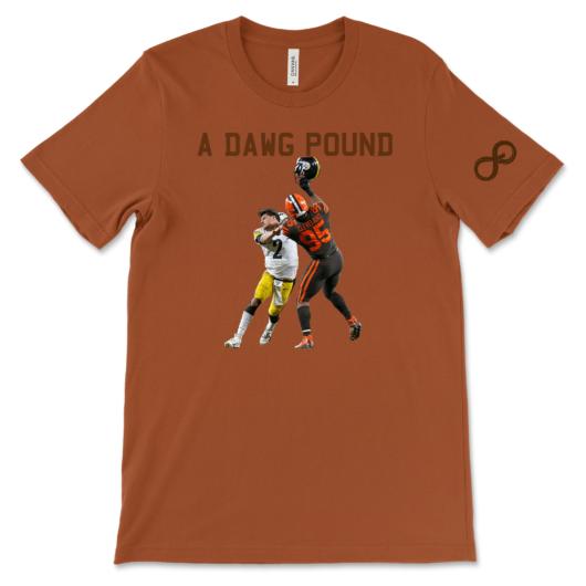 A Dawg Pound Orange