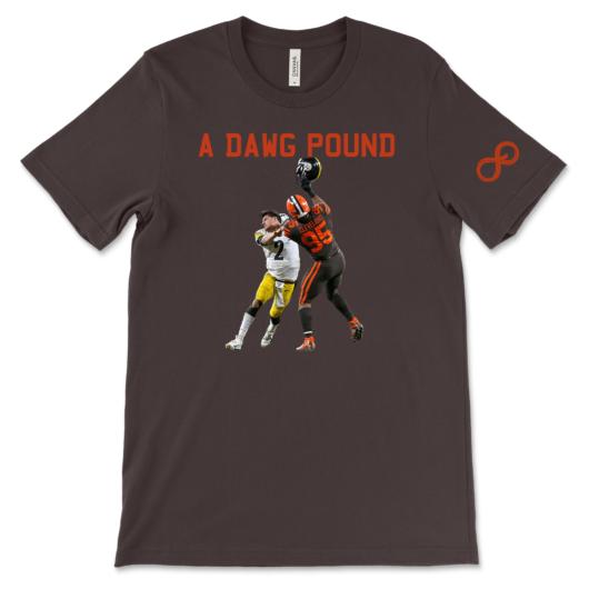 A Dawg Pound Brown