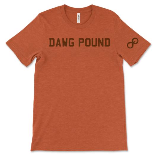 Dawg Pound - Orange Shirt