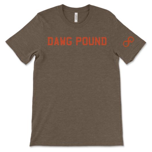 Dawg Pound - Brown Shirt